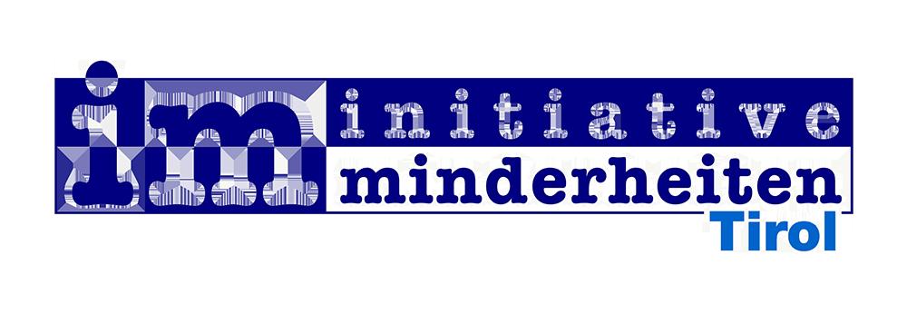 Logo Initiative Minderheiten Tirol